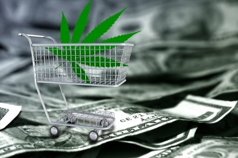 Sale of Cannabis Distributor for $50 Million