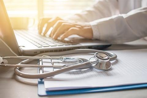 Medical Website Image