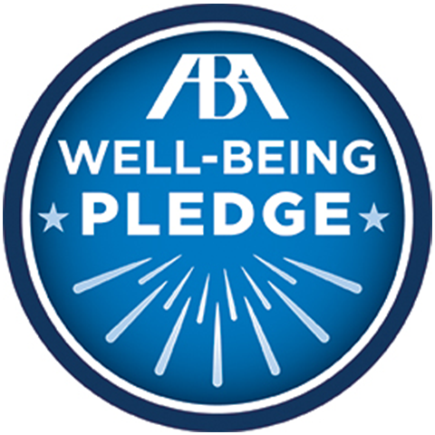 ABA Well-Bring Pledge Logo